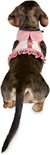 Bond & Co. Crown Bejeweled Dog Harness