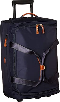 """X-Bag 21"""" Carry-On Rolling Duffle"""