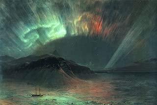 Aurora Borealis by Frederic Edwin Church - 18