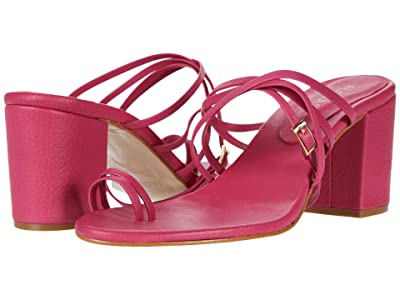 ALOHAS Mochi Heeled Sandals (Strawberry) Women