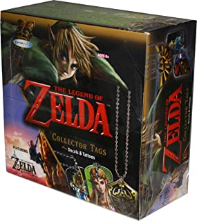 EnterPlay Legend of Zelda Collector Tags Display Box (24 Packs)