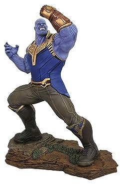 DIAMOND SELECT TOYS Marvel Movie Milestones: Avengers Infinity War: Thanos Resin Statue