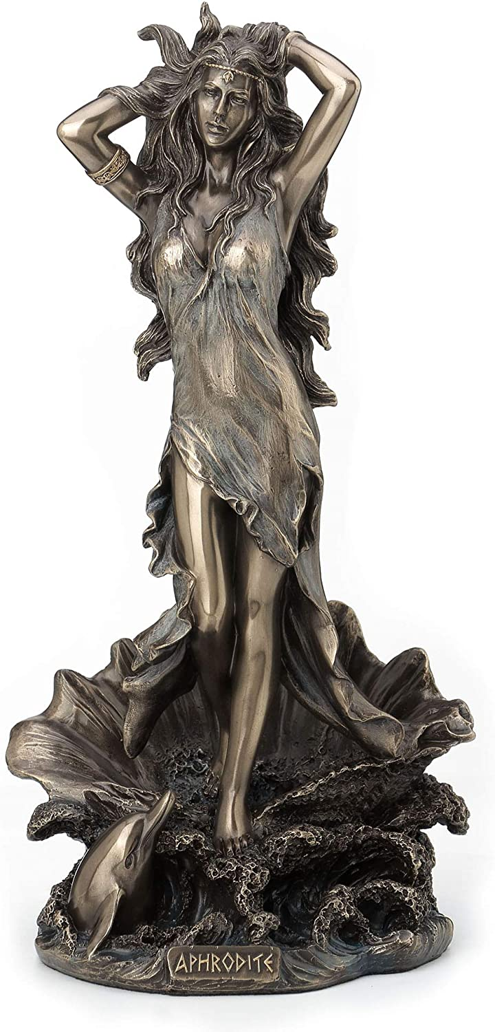 Veronese Design 11.5 Inch Aphrodite Rising Sea Excellence The Greek from Award-winning store Ro