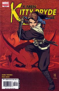 X-Men Kitty Pryde—Shadow & Flame (2005) #3