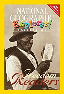 Explorer Books (Pioneer Social Studies: U.S. History): Freedom Readers (Hampton-Brown Edge: Reading, Writing, & Language 2...