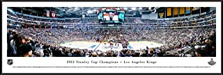 Blakeway Worldwide Panoramas 2012 Stanley Cup Champions - Los Angeles Kings - Panoramic Print