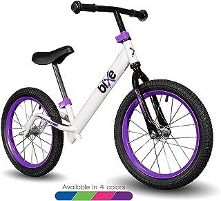 balance bikes 16 inch