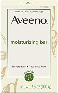 Aveeno Active Naturals Moisturizing Bar - Pack of 1, 100g