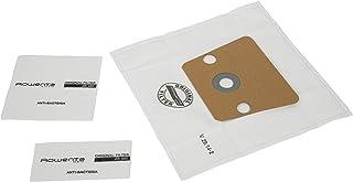 Rowenta ZR480 - 6 Bolsas de Papel + 2 Microfiltros Antibacteriano para Aspiradora ZR480