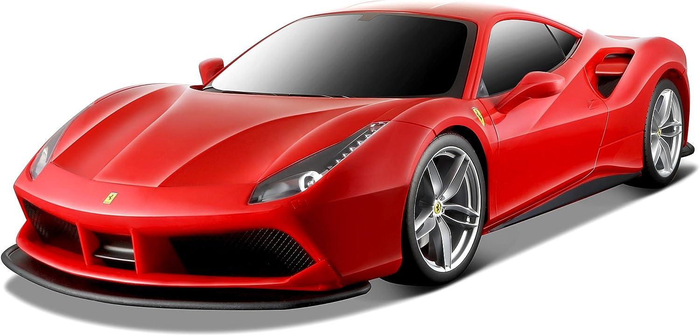 Venta en línea precio bajo descuento Polistil 956003 R C Ferrari 488GTB 488GTB 488GTB R C 56cm, 2.4GHz  100% precio garantizado