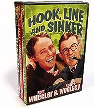 Wheeler & Woolsey Triple Feature Dixiana / Half Shot At Sunrise / Hook, Line & Sinker
