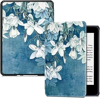BOZHUORUI Slim Case for All-New Kindle Paperwhite 10th Generation 2018 Released (Model PQ94WIF) - Premium PU Leather Light...