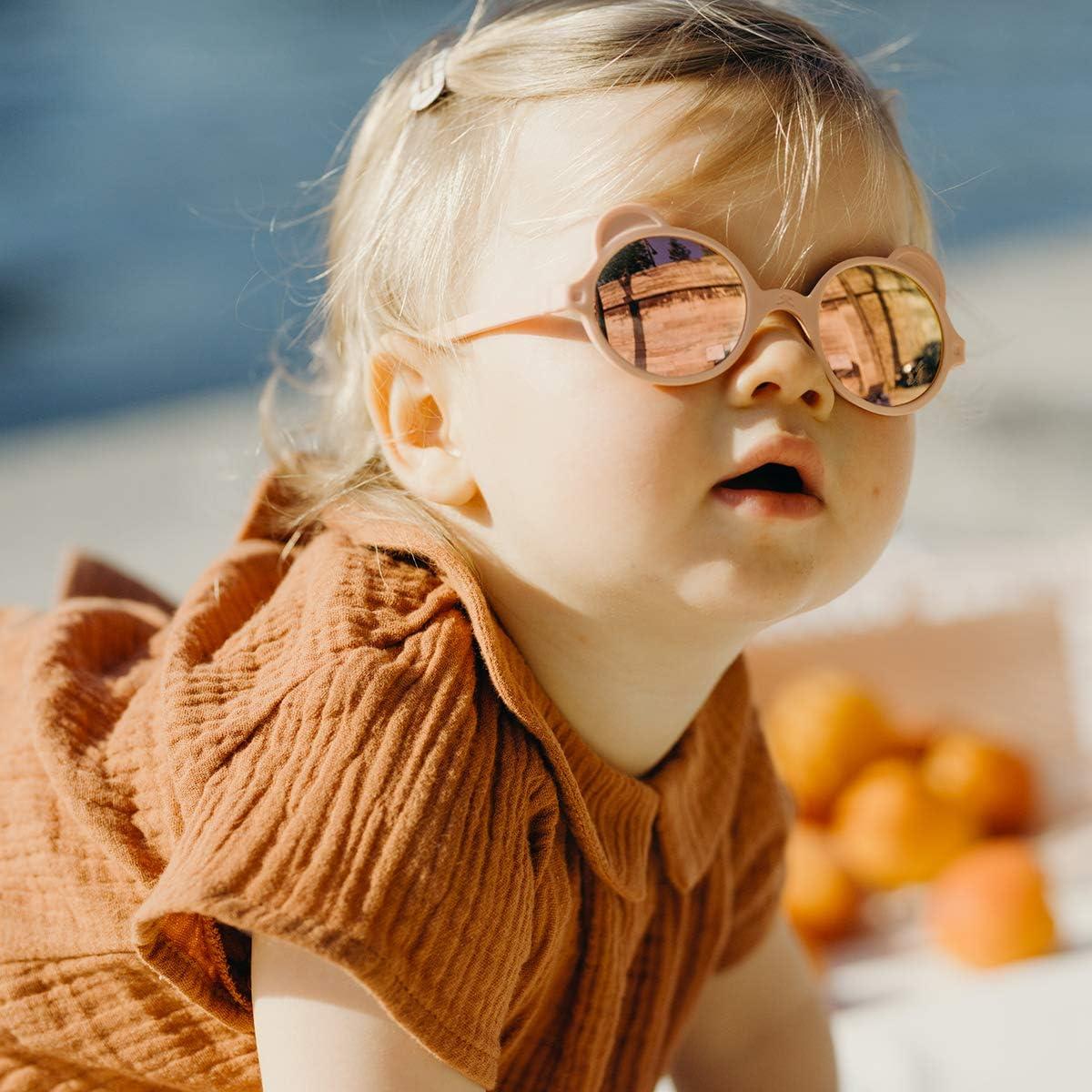 KI ET LA OurSon Lunettes de soleil b/éb/é et enfant 1 /à 4 ans