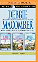 Debbie Macomber – Cedar Cove Series (3-in-1 Collection): 16 Lighthouse Road, 204 Rosewood Lane, 311 Pelican Court