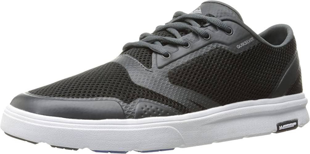 Quikargent Chaussures Athlétiques Couleur Noir noir gris blanc Taille 40 EU   7