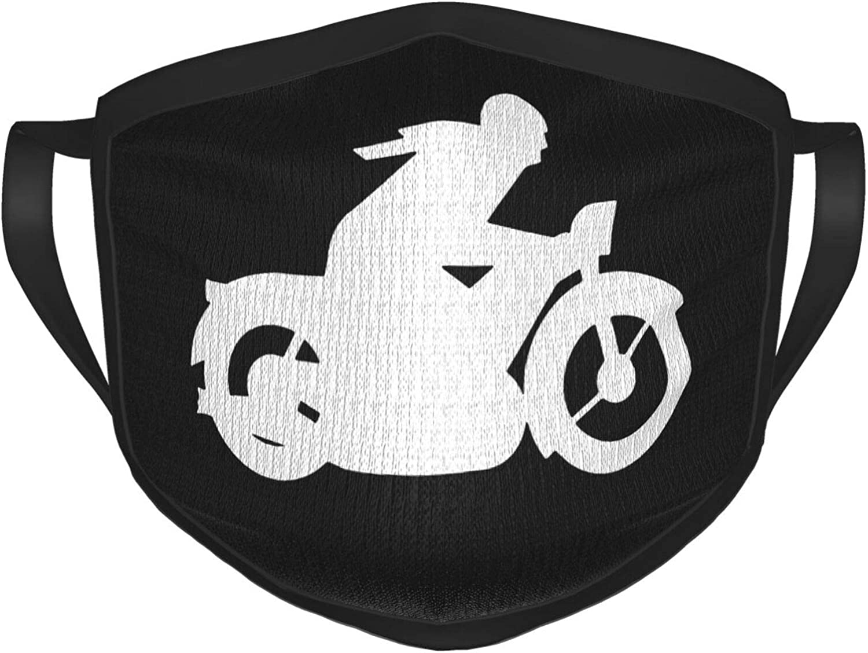 2 Packs Yin Yang Reusable Mouth Cloth Protection, Unisex Bandana
