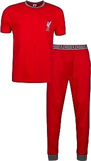 Mens Official Liverpool Football Club LFC Pyjamas PJs