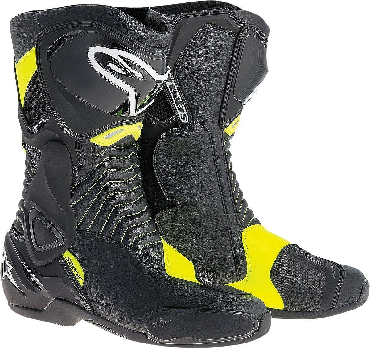 Alpinestars SMX-6 Men's Soldering Boots Motorcycle Super sale period limited Street