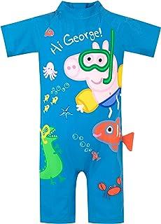 Peppa Pig Bañador para Niño George Pig