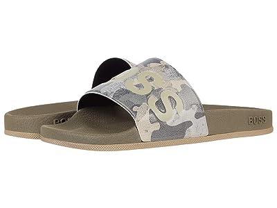 BOSS Hugo Boss Bay Slide Sandals