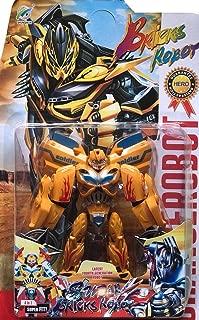 Shop & Shoppee Super Bricks Robot Transformers Latest Fourth Generation Robot (Multicolor)