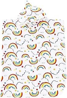 rainbow swaddle set