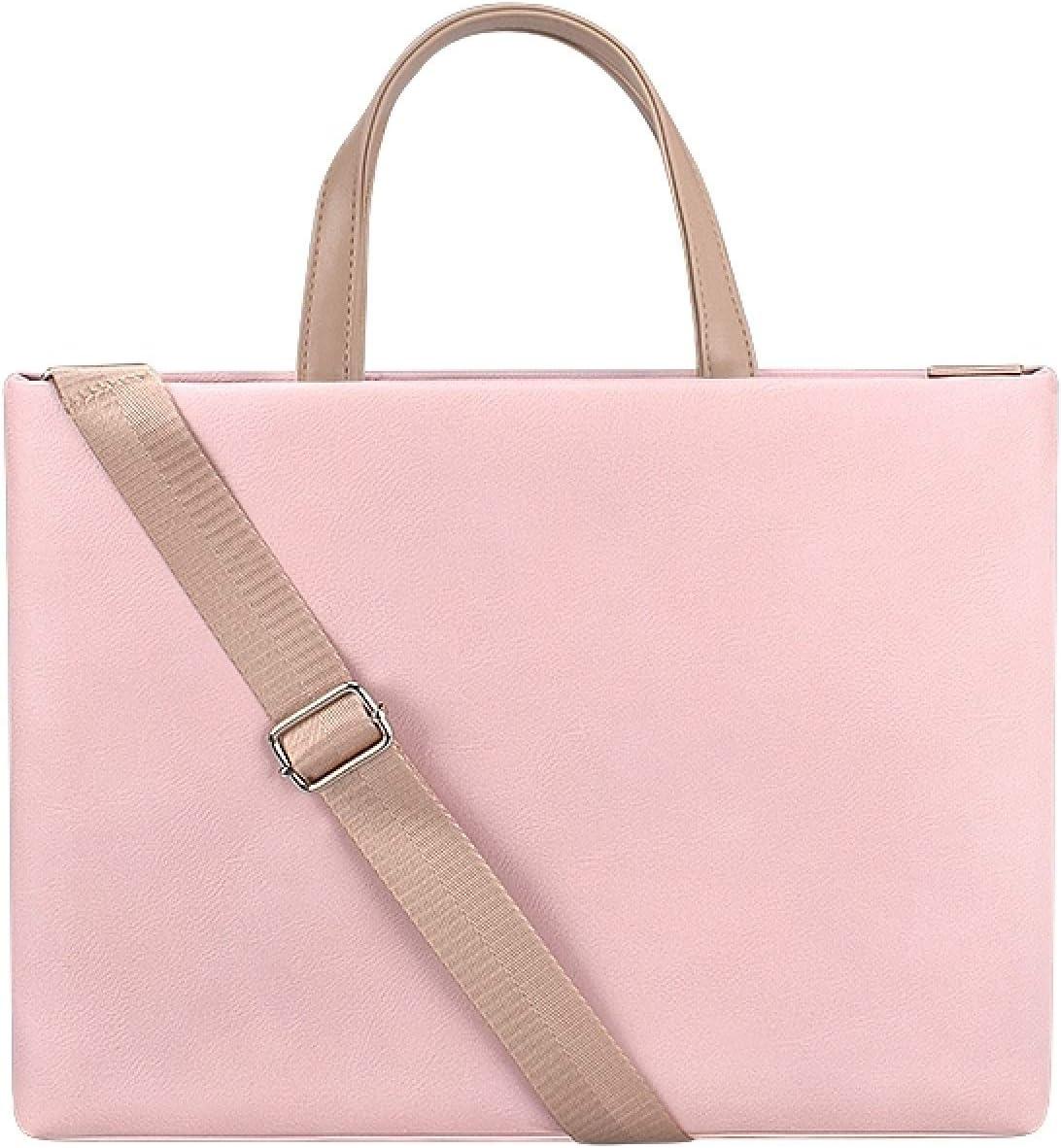 CAOMING PU Waterproof cheap Laptop Handbag inch 14.1 Bag latest for Crossbody