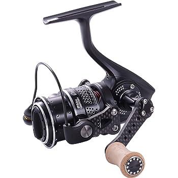 アブガルシア(Abu Garcia) スピニングリール Revo MGXtreme (1000S/2000S/2000SH/2500S/2500SH/2500MSH/3000SH) フィネス バス釣り ショアジギング