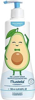 Mustela Mustela Gentle Cleansing Gel - Limited Edition Avocado - for Normal Skin, 500ml