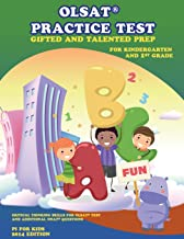 OLSAT Practice Test Gifted and Talented Prep for Kindergarten and 1st Grade: OLSAT Test Prep and Additional NNAT Questions