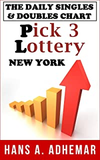 The daily singles & doubles chart: Pick 3 lottery (New York)