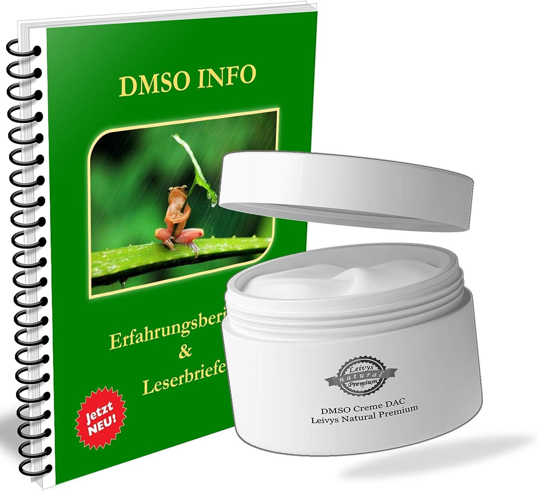 Crema DMSO: el asombroso poder curativo de la naturaleza, la olvidada