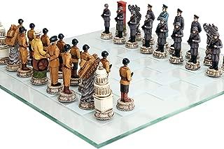 world war 2 chess set