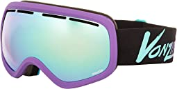 Neo Miami Haze Satin/Wild Stellar Chrome Lens