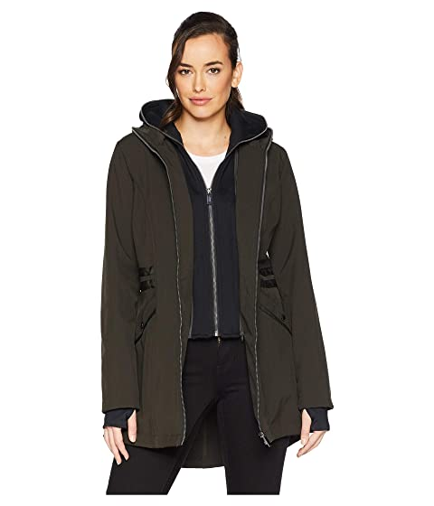 2-In-1 Softshell, Olive