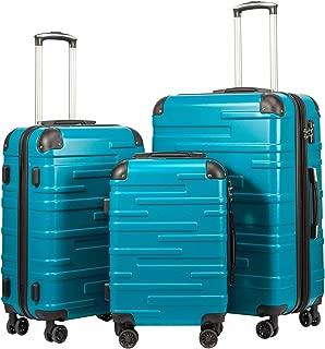 Best luggage set lightweight Reviews