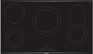 Bosch Serie | 6, 90 cm, Built-in Ceramic Electric Hob - PKN971FB1M, 1 Year Warranty