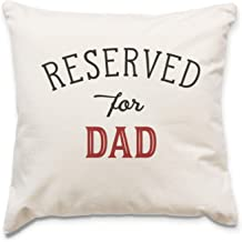 New - Reserved for DAD Cushion Cover - Gift Present Xmas Birthday