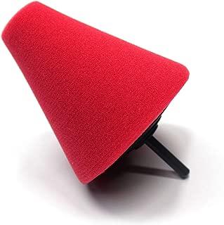 Maxshine Wheel Drill Polishing Cone Sponge for Automotive Upholstery Detailing