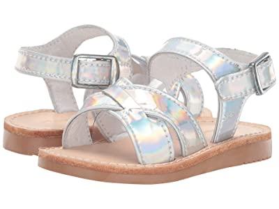 Freshly Picked Saybrook Sandal (Infant/Toddler/Little Kid) (Holographic) Kid