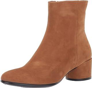 ECCO Women's Women's Shape 35 Mod Ankle Boot, Bast Nubuck, 37 M EU (6-6.5 US)