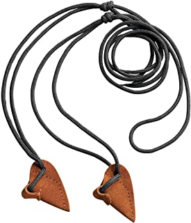 Bear Archery Long Bow Stringer with Leather and Nylon Construction for Use with All Longbows