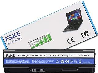 FSKE BTY-S14 Batería para MSI CX61 GE60 Notebook Battery, 10.8V 5000mAh 6-célula