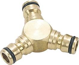 Rehau Brass Y Connector 1/2-Inch)