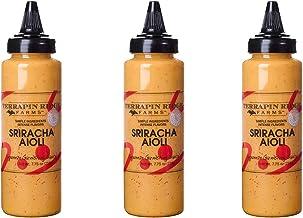 product image for Terrapin Ridge Farms Sriracha Aioli Garnishing Squeeze (Sriracha Aioli, 7.75 OZ (Pack of 3))