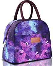 BALORAY Lunch Bag Tote Bag Lunch Bag for Women Lunch Box Insulated Lunch Container (G-197S Starry)