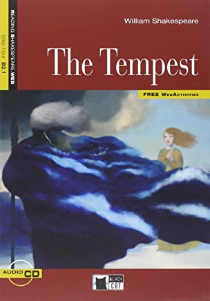The tempest. Book Con CD [Lingua inglese]