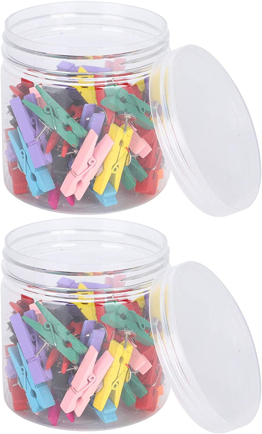 Picture Clips 100pcs Small Push Max 47% OFF Stainless Steel Sprin Pins safety