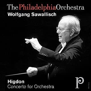 Higdon: Concerto for Orchestra