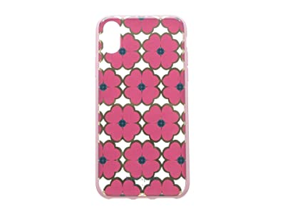 Kate Spade New York Graphic Clover Phone Case For iPhone XS (Multi) Cell Phone Case